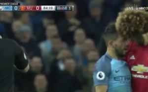 Mourinho accuse Agüero d'avoir simulé