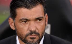 Nantes : Sergio Conceição s'excuse auprès des journalistes