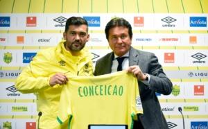 FC Nantes : Sergio Conceiçao prolonge jusqu'en 2020