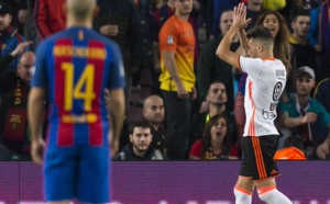 Valence ne lèvera pas l'option d'achat de Munir El Haddadi