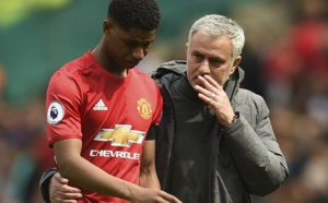 Manchester United : Mourinho totalement fan de Rashford