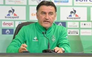 ASSE : Galtier annonce son départ