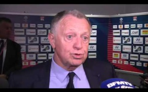 OL : Aulas tacle l'Ajax Amsterdam et ses supporters