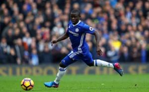 Chelsea : N'Golo Kanté sacré joueur de l'année par les journalistes anglais