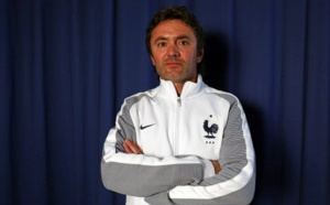Sylvain Ripoll nouveau sélectionneur de l'équipe de France Espoirs