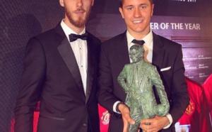 Manchester United : Ander Herrera élu joueur de l'année