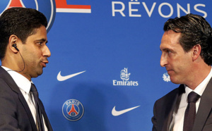 PSG : Nasser Al-Khelaïfi fait une annonce importante concernant l'avenir Unai Emery