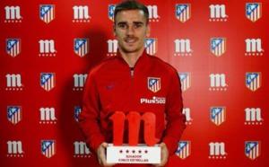 L'Atlético Madrid hausse le ton au sujet de Griezmann