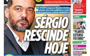 FC Nantes : accord trouvé pour la résiliation de contrat de Sergio Conceiçao