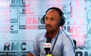 Christophe Dugarry répond aux attaques de Donato Di Campli