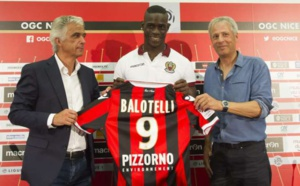"OGC Nice : Balotelli ""prêt à faire des efforts financiers"""
