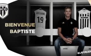 Mercato - LOSC : Baptiste Guillaume rejoint Angers