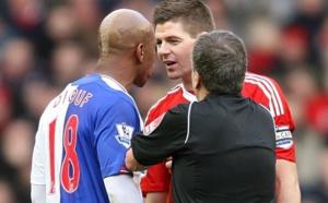"El Hadji Diouf rabaisse ""encore"" Steven Gerrard"