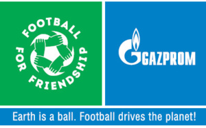 En Russie, les événements organisés par Gazprom «Le football pour l'amitié» ont débuté