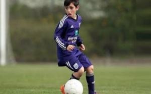 Rayane Bounida la petite pépite d'Anderlecht