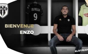 Mercato - Bordeaux : Enzo Crivelli rejoint le SCO Angers
