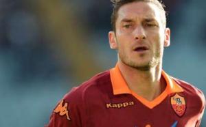 Mercato : direction le Japon pour Francesco Totti ?