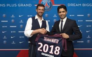 PSG : Thiago Motta a finalement prolongé !