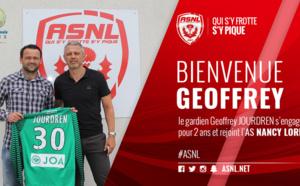 Mercato : Geoffrey Jourdren quitte Montpellier pour Nancy