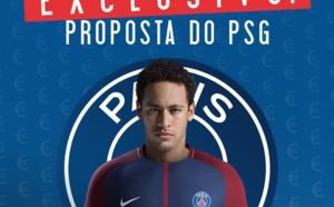 Mercato : un média Brésilien annonce avec certitude l'arrivée de Neymar au PSG !