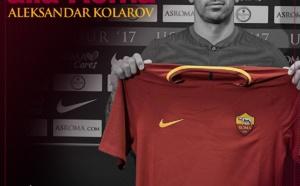 Mercato : Aleksandar Kolarov rejoint l'AS Rome