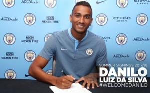 OFFICIEL : Danilo signe cinq ans à Manchester City
