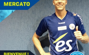 Mercato : Jonas Martin rejoint le RC Strasbourg