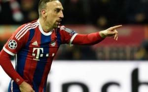 Bayern Munich - Inter Milan : Ribéry est sorti sur blessure