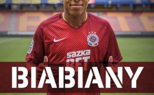 Mercato - Inter Milan : Jonathan Biabiany prêté au Sparta Prague