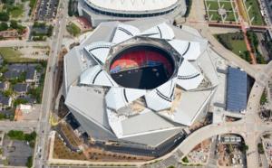 Le Mercedes-Benz Stadium, un bijou de modernité !