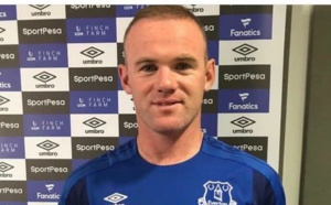 Everton : Wayne Rooney dérape déjà !