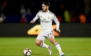 Real Madrid : Isco a prolongé !