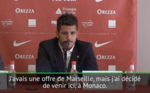 Mercato : Jovetic explique pourquoi il a choisi Monaco plutôt que l'OM