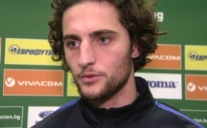 EdF ; Adrien Rabiot relativise sa contre-performance face à la Bulgarie