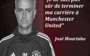 Des propos de Mourinho qui provoquent la colère de supporters de Manchester United
