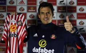 Chris Coleman nommé entraineur de Sunderland