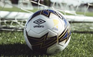 Umbro et la LFP présentent le nouveau ballon de la coupe de la Ligue