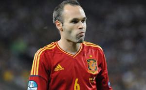 Espagne : Iniesta arrêtera après le mondial