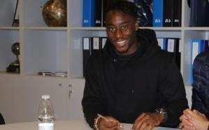 Mercato AS Monaco : Soualiho Meïté prêté aux Girondins de Bordeaux
