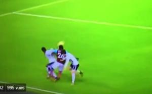 West Ham : Le geste technique hallucinant d'Arthur Masuaku face à Tottenham !