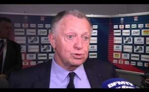 OL : Jean-Michel Aulas fait l'éloge de Nasser Al-Khelaïfi en oubliant pas de tacler le PSG