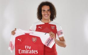 Guendouzi vit un rêve éveillé à Arsenal