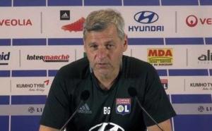 OL : Génésio trouve des excuse à la laborieuse victoire face à Nîmes