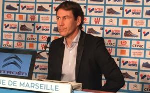 OM : Rudi Garcia content que ses joueurs aient souffert face à Nice