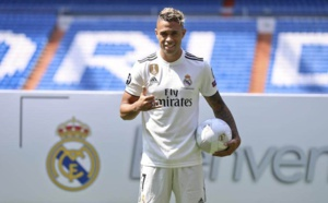 Real Madrid : ça pue la saison galère pour Mariano Diaz
