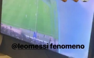 OM : Balotelli encense Messi en rabaissant Cristiano Ronaldo