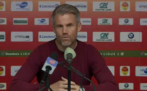 Ligue 2 : Mickaël Landreau quitte Lorient