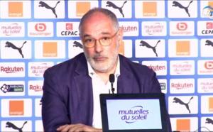 OM : Zubizarreta reste à Marseille