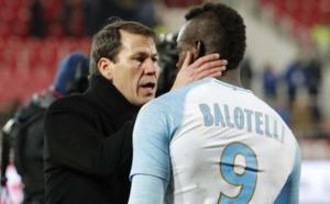 OM : Balotelli adresse un message à Rudi Garcia