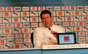 OM : Rudi Garcia glisse un tacle à Adil Rami